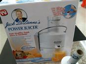 JACK LA LANNES Juicer POWER JUICER